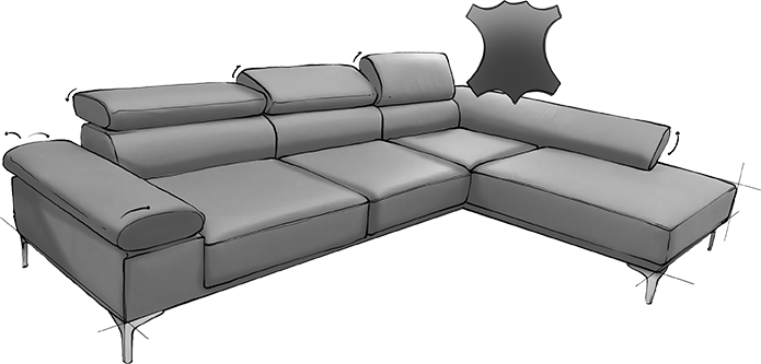 dauerschl fer schlafsofa sortiment. Black Bedroom Furniture Sets. Home Design Ideas