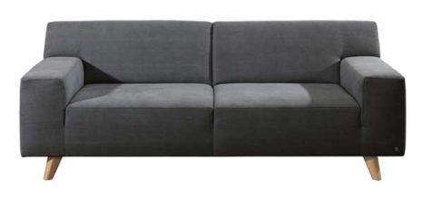 skandinavische eckcouch mit recamiere nordic style. Black Bedroom Furniture Sets. Home Design Ideas