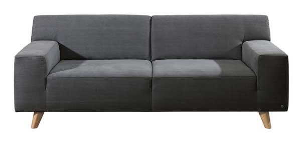 2-Sitzer Sofa nordisch.
