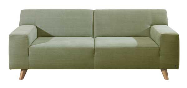 Sofa im klassischem skandinavischen Design.