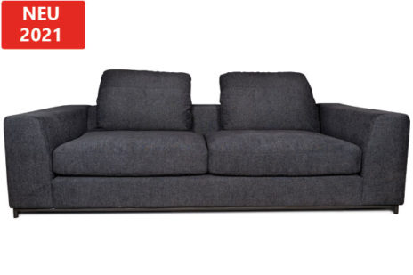 Modernes 2-Sitzer Sofa.