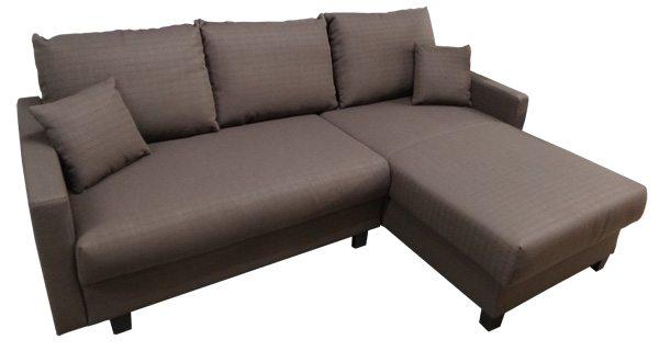 kleines ecksofa sofadepot. Black Bedroom Furniture Sets. Home Design Ideas