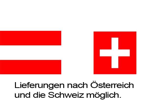 Oesterreich und Schweiz Lieferungen