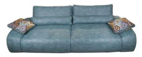 Big Sofa mit Boxspring.