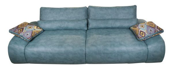 Big Sofa mit Boxspring.
