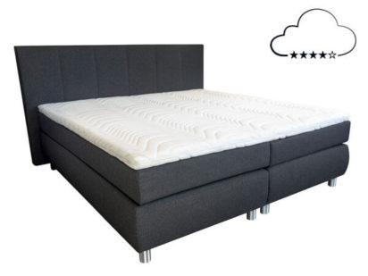 7 zonen boxspringbett mit tonnentaschenfederkern jetzt im sofa depot. Black Bedroom Furniture Sets. Home Design Ideas