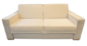 Sofabett im Landhaus Stil.