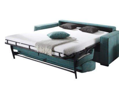 Dauerschlaefer Sofa mit Matratze.