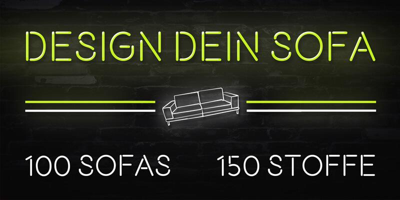 Design dein Sofa!