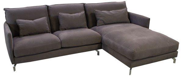 skandinavisches Sofadesign.