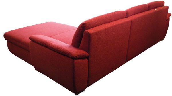 ecksofa von hinten sofadepot. Black Bedroom Furniture Sets. Home Design Ideas