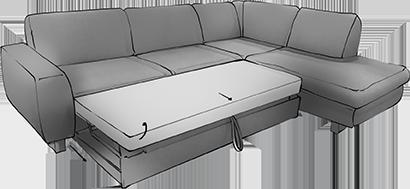 Boxspring Sofas Mit Extra Weichem Sitzkomfort