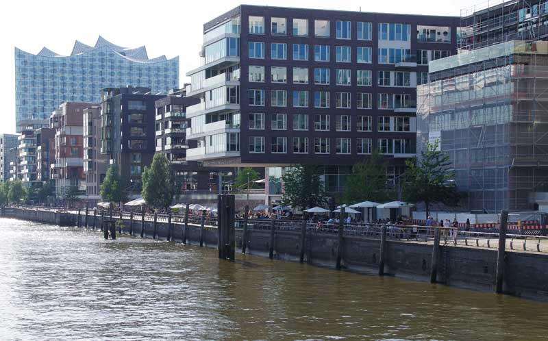 Grasbrookhafen.