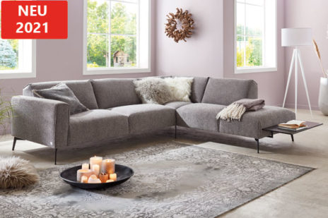 Skandik Sofa als Ecke.