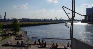 Hafen Hamburg.