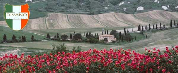 Italienische Landschaft.