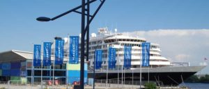 Cruise Center Hamburg.