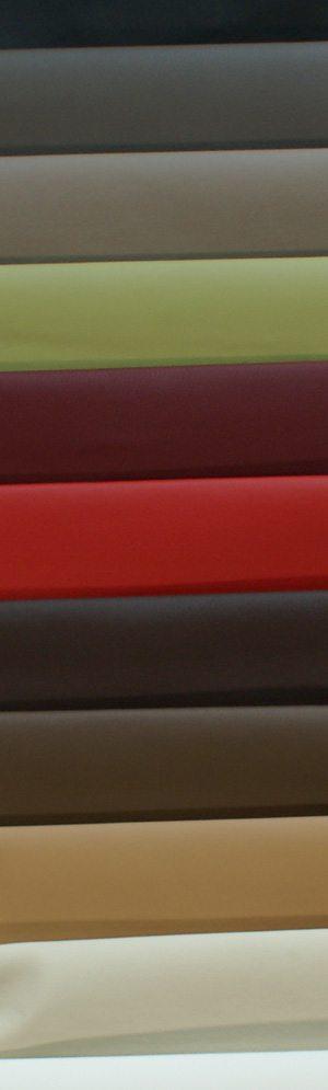Moderne Sofas zweifarbig.