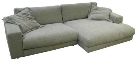 Lounge Sofa fuer Wohnzimmer.