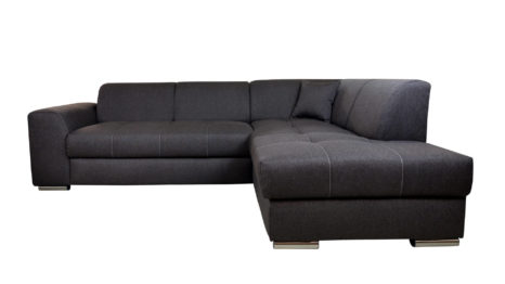 kleines ecksofa mit gro er schlaffunktion sofadepot. Black Bedroom Furniture Sets. Home Design Ideas
