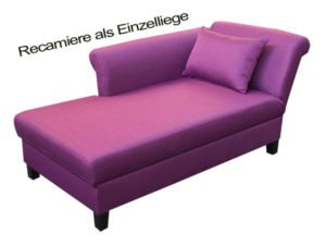 Recamiere modern  Recamiere - Sofadepot