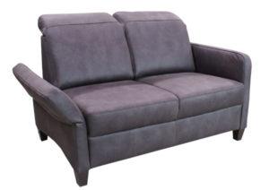 2-Sitzer Sofa Breite 130cm.
