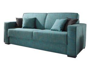 Sofabett modern.