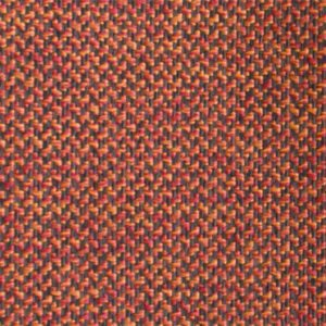 Rot terakotta Stoff