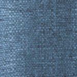Blauer Stoff für Schlafsofa.