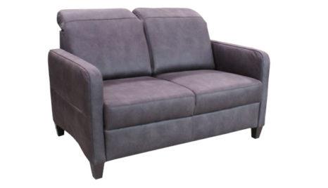 Sofa zum guten Sitzen als 2-Sitzer.