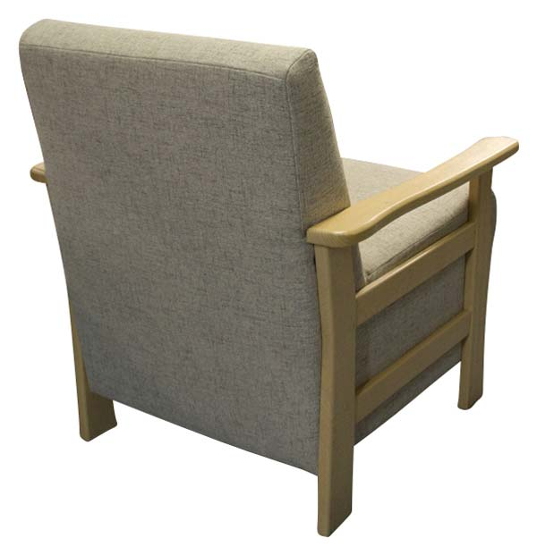 Sessel Holz Armlehnen Sofadepot