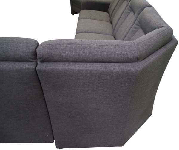 sofa rundecke sofadepot. Black Bedroom Furniture Sets. Home Design Ideas