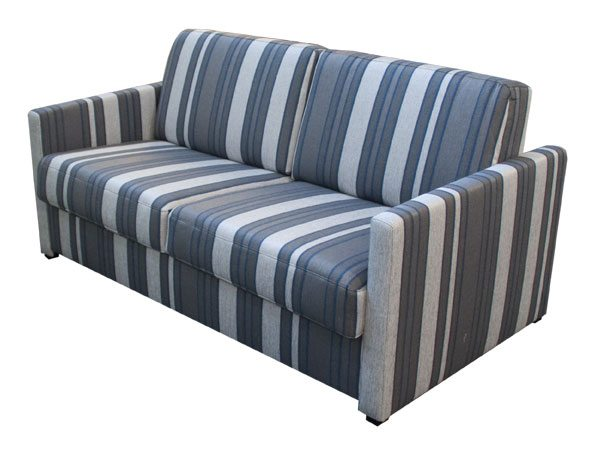 , geradliniges 2-Sitzer Sofa.