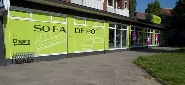 Sofa Depot Hamburg