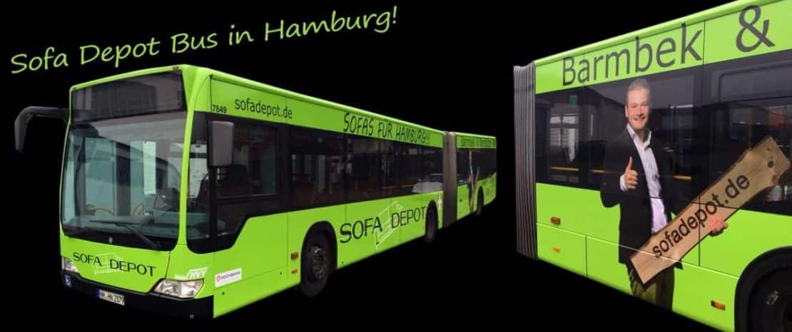Sofadepot Bus