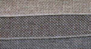 Strukturstoff grau braun