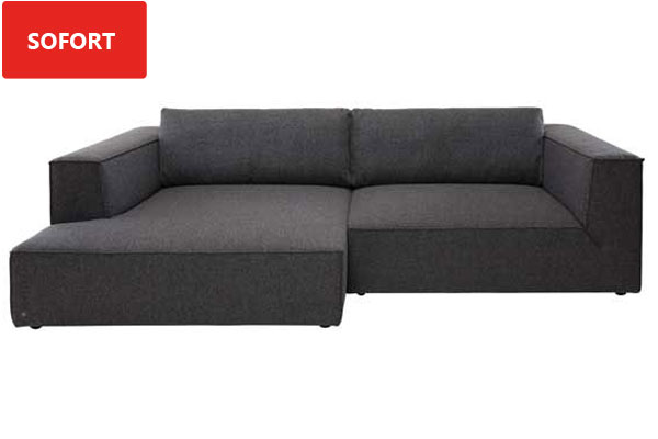 Tom Tailor Big Cube Ecksofa sofort.