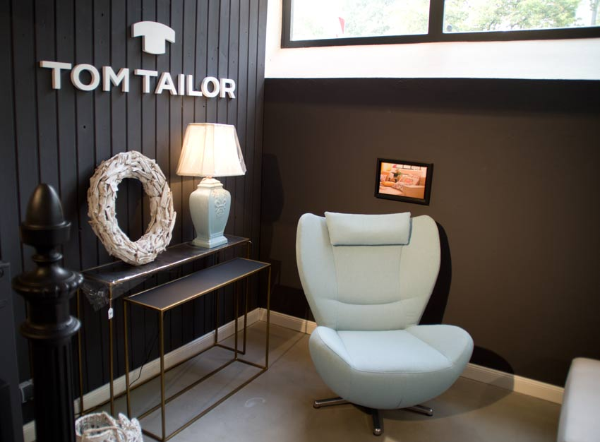 Tom Tailor Sofas und Sessel in Hamburg.