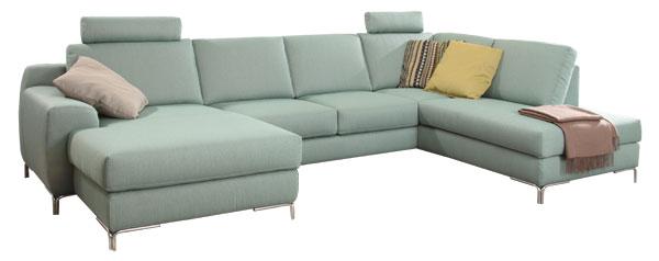 wohnlandschaft verstellbare r ckenlehne. Black Bedroom Furniture Sets. Home Design Ideas