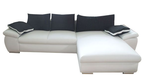 xxl ecksofa g nstig und sofort sofadepot. Black Bedroom Furniture Sets. Home Design Ideas